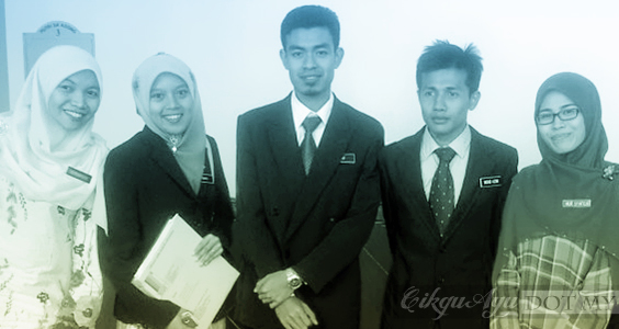 Program Penilaian Khas Zon Kelantan: April 2013
