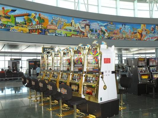 Las Vegas McCarran Airport bandara terkeren di dunia