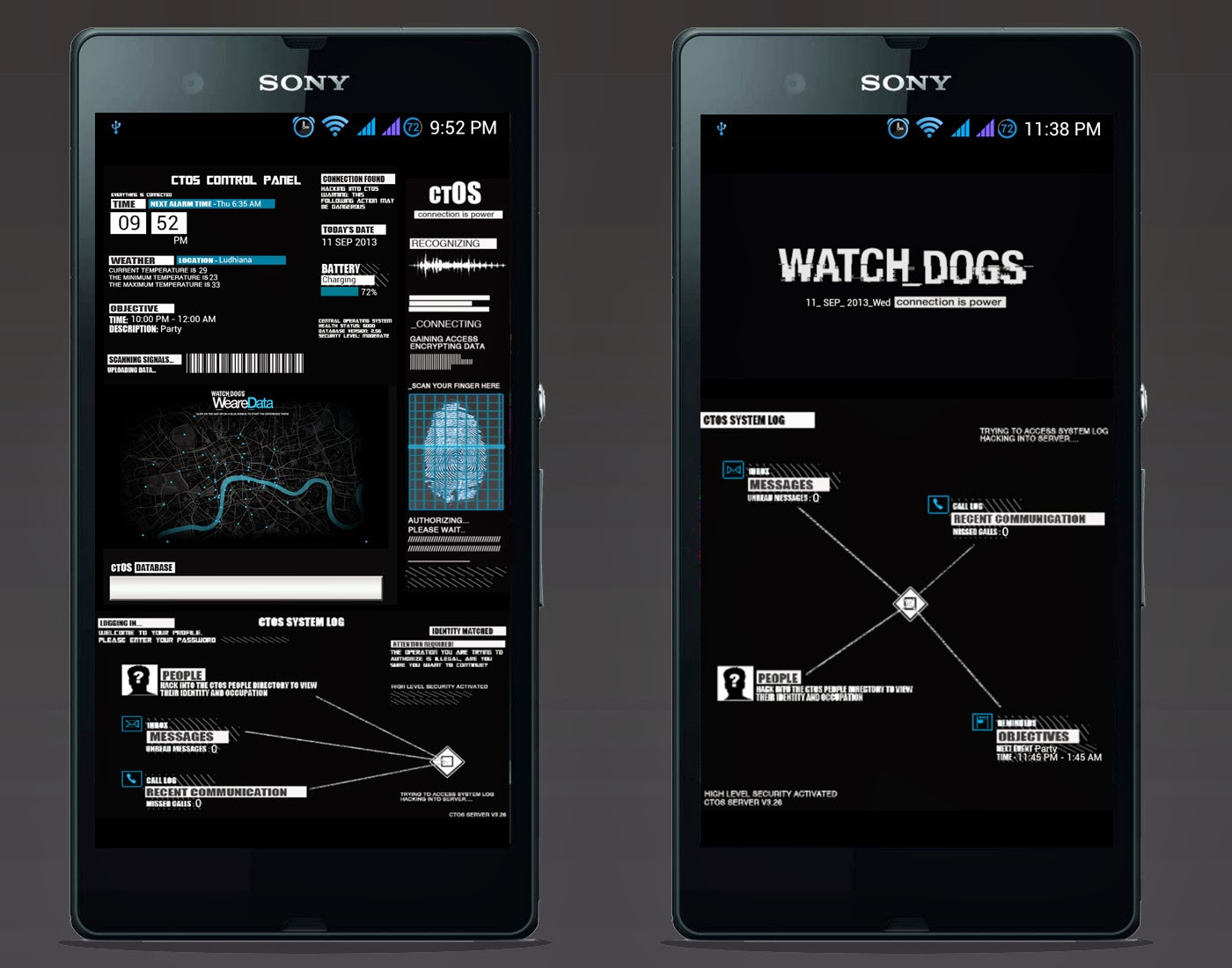 Blogspot Watch Dogs  Android