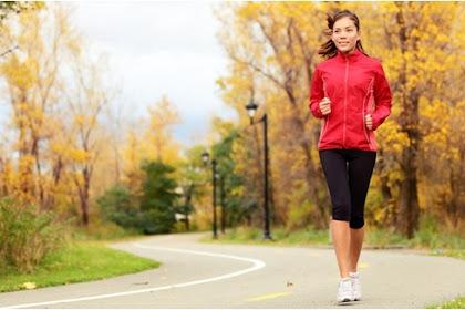 Inilah Manfaat Penting Dari Lari Pagi