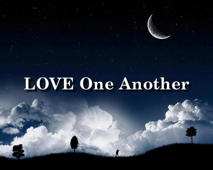 love one another Read loving one another like jesus from christian radio ministry a word from  the lord messages with archbishop foley beach study the bible, learn about.
