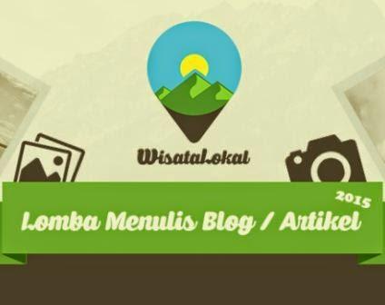 Lomba Menulis Tentang Aplikasi Wisata Lokal di Blog