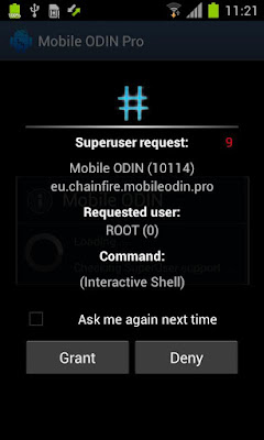 SuperSU Pro apk -  Access management tool