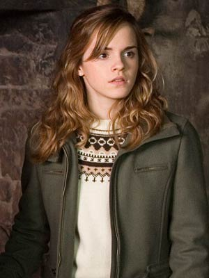 Emma Watson Hermione Hair