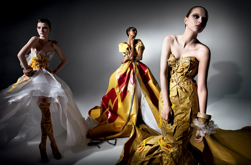 If it 39 s hip it 39 s here archives dhl delivers haute for Haute couture materials