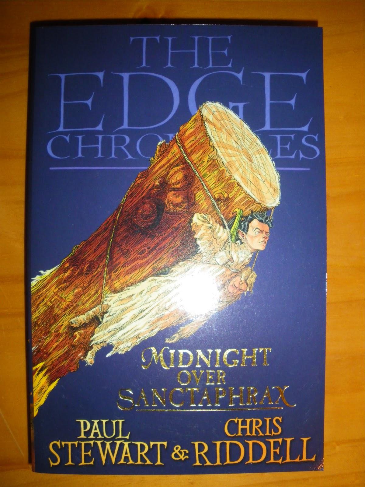 The Edge Chronicles 6 Midnight Over Sanctaphrax