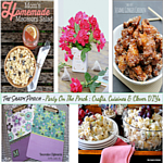 Party On The Porch: Crafts, Cuisines & Clever DIYs