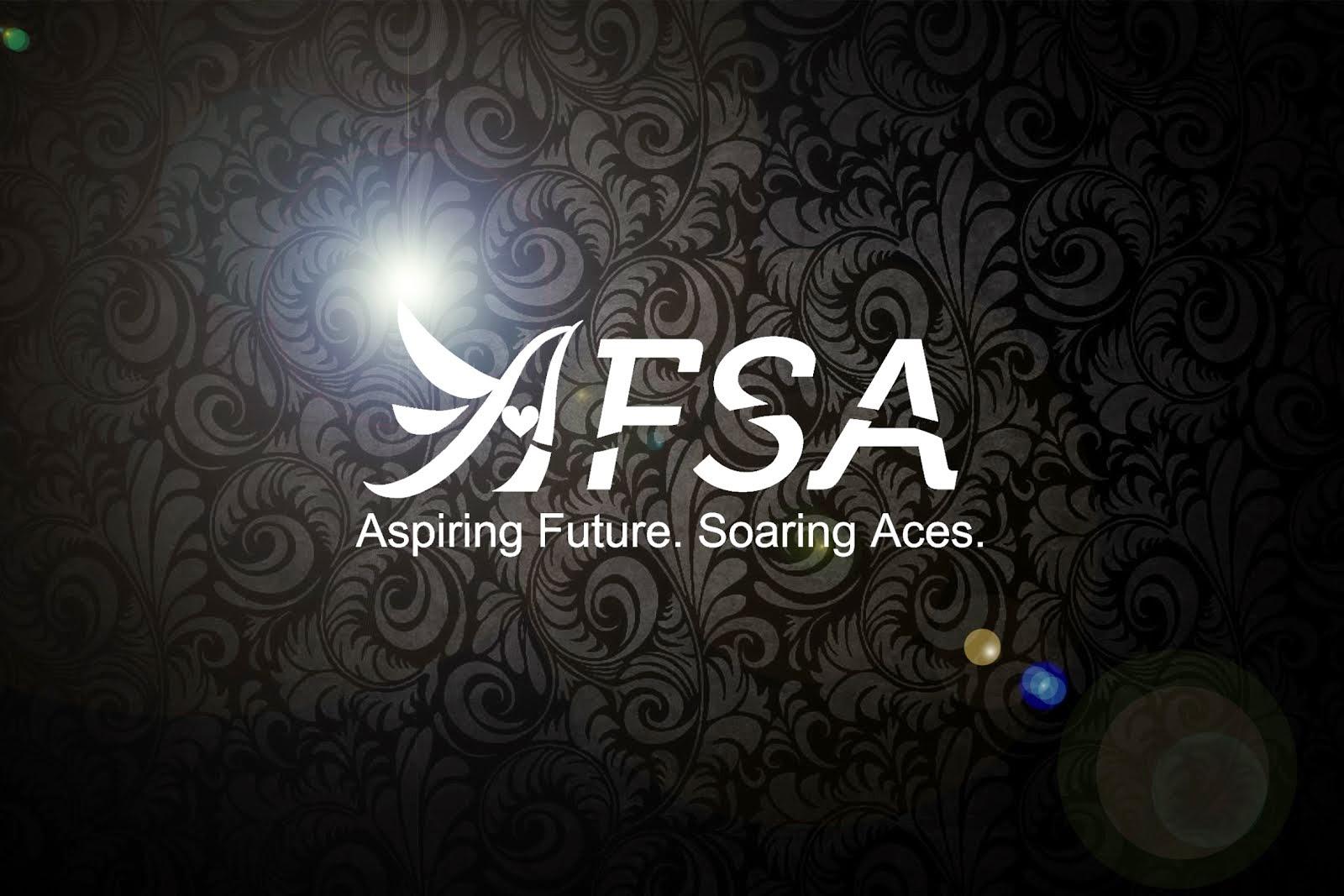 AFSA | Aspiring Future. Soaring Aces.