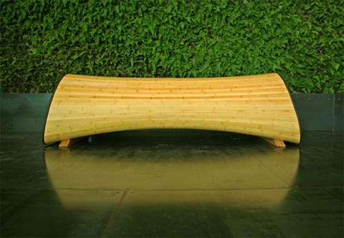 Infinity Bench by Andrew Williams
