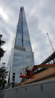 The Shard from the road