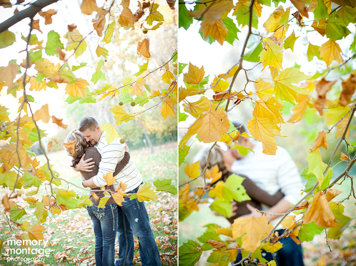 yakima photographer engagement photo
