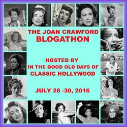 Participating in The Joan Crawford Blogathon