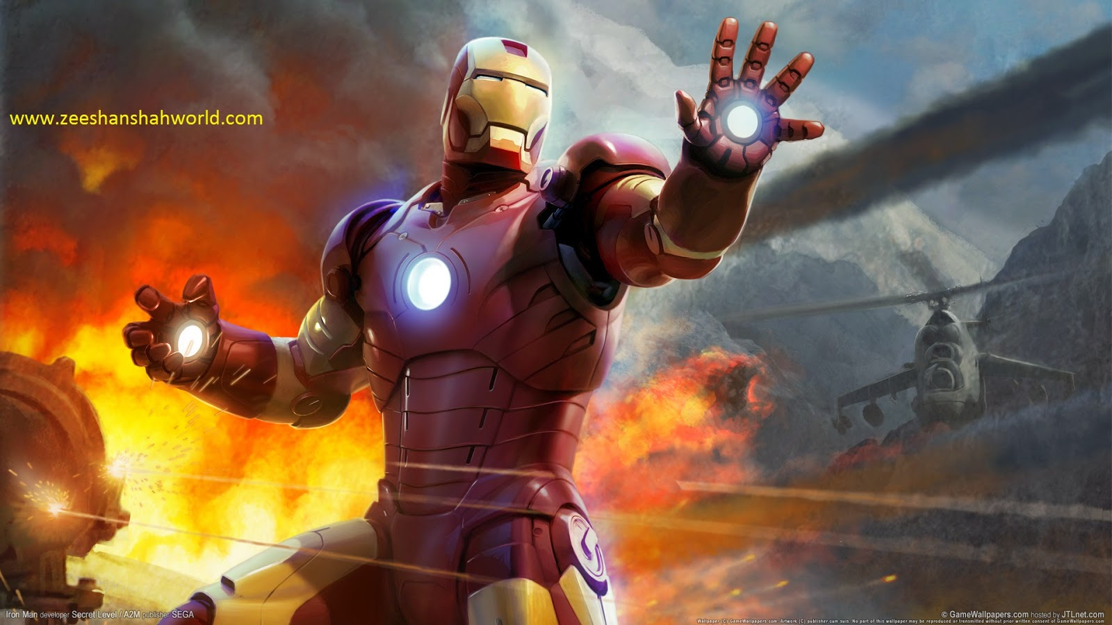 download ironman game