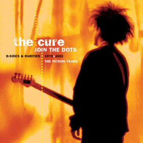 curedots CD The Cure   Join The Dots B Sides and Rarities 1978 a 2001 4CDS Box