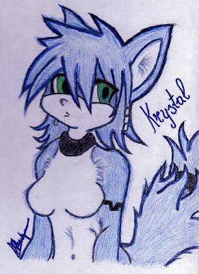 Kyrstal the Fox