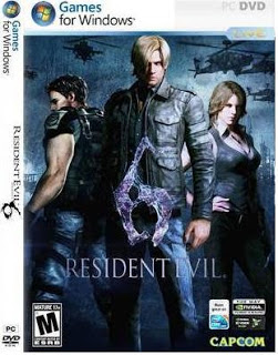 Resident Evil 6 Blackbox