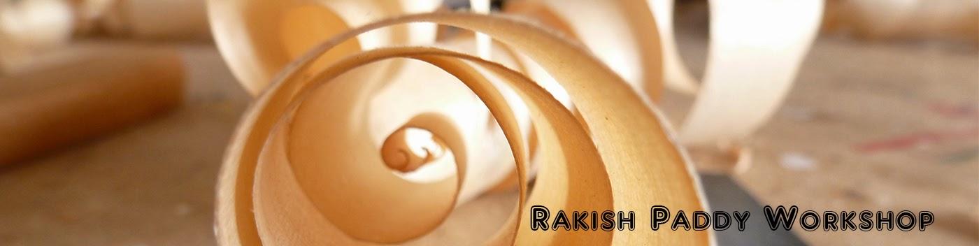 Rakish Paddy's Workshop