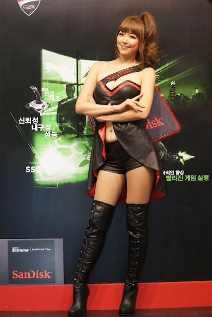 4 Lee Eun Hye at G-STAR 2012-Very cute asian girl - girlcute4u.blogspot.com