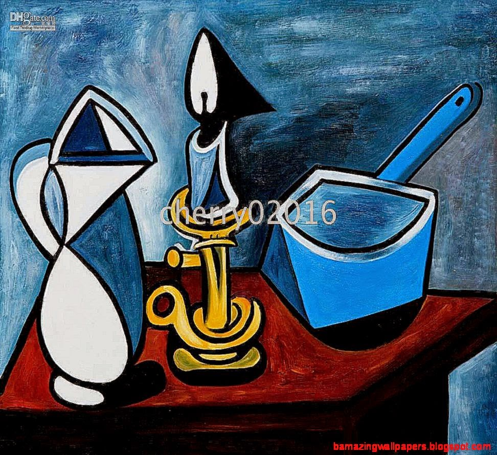 Famous Abstract Art Picasso Ayol 012  Free HD Wallpapers
