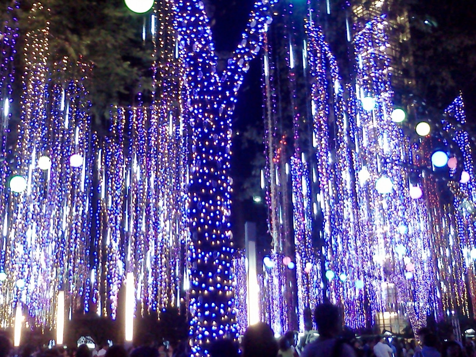 Krissylicious: Enchanting Christmas Lights and Sounds at Ayala ...