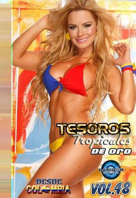 Tesoros Tropicales De Oro Vol 48 4CD Mp3 320 Kbps