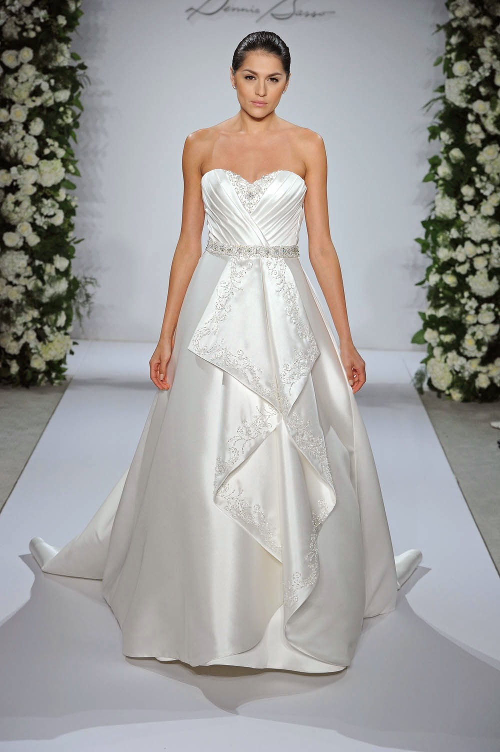 Dennis Basso Fall 2015 Wedding Dresses