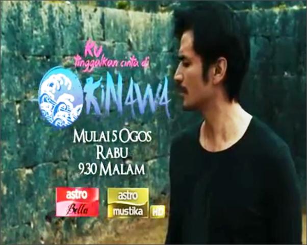 Ku Tinggalkan Cinta Di Okinawa (2015), Tonton Full Telemovie, Tonton Telemovie Melayu, Tonton Drama Melayu, Tonton Drama Online, Tonton Drama Terbaru, Tonton Telemovie Melayu.