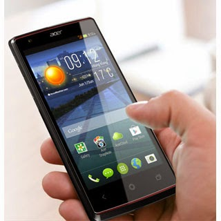 Acer E3 Duo Liquid Noir smartphone Acer Double SIM