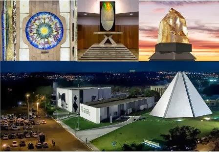 Ambientes de Paz: conheça o TBV e descubra o que o torna o monumento mais visitado do DF