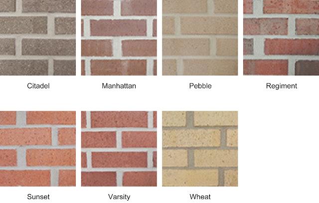 Brick Colors4