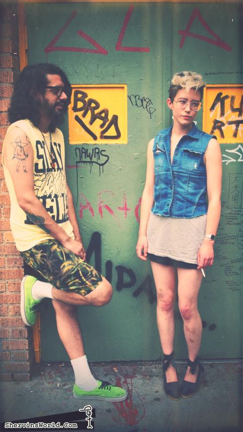 shervins world hipster couple fashion. Black Bedroom Furniture Sets. Home Design Ideas