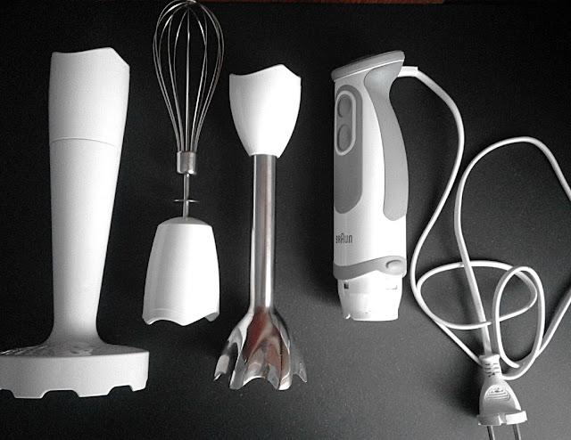 Blender ręczny Braun Multiquick 5 Vario
