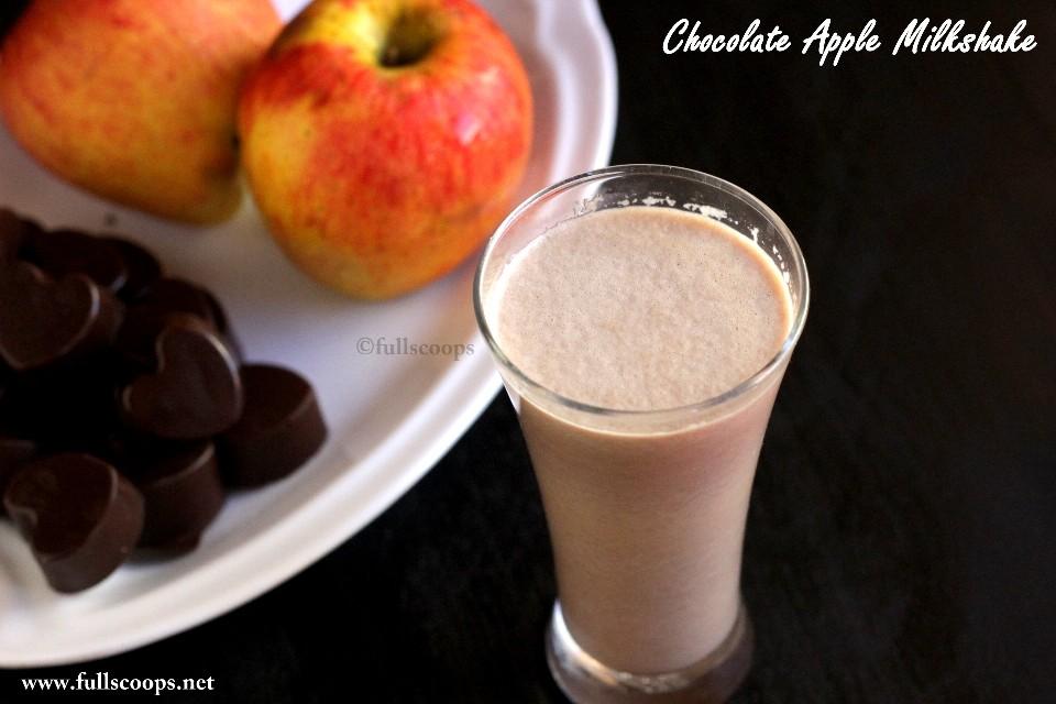 how to make a chocolate milkshake with cocoa