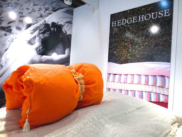 orange throw bed from nyigf 2013