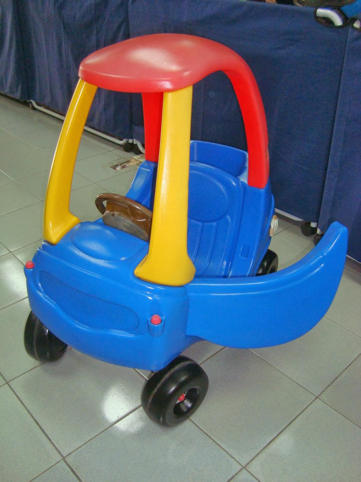 Best Little Tikes Toys : Kedai bundle toys thetottoys little tikes cozy coupe ride on
