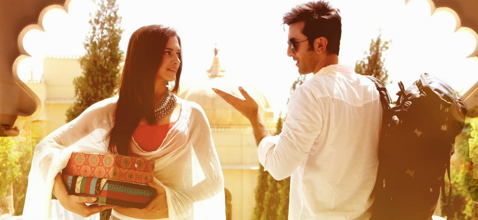 Deepika Padukone & Ranbir Kapoor HD Wallpaper Download ...
