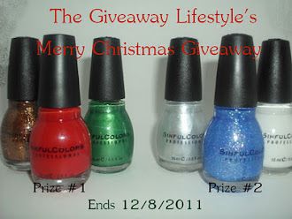 The Giveaway Lifestyle Giveaway