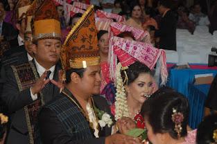 Melirik Pesta Adat Simalungun di Kota Kembang Bandung