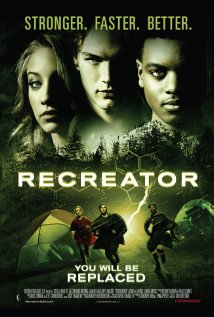 Recreator (2012) HDRip 720p 450MB