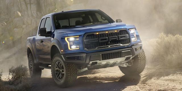 2017 Ford Raptor V8