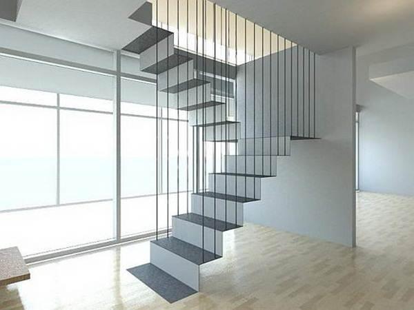 tangga-tergantung