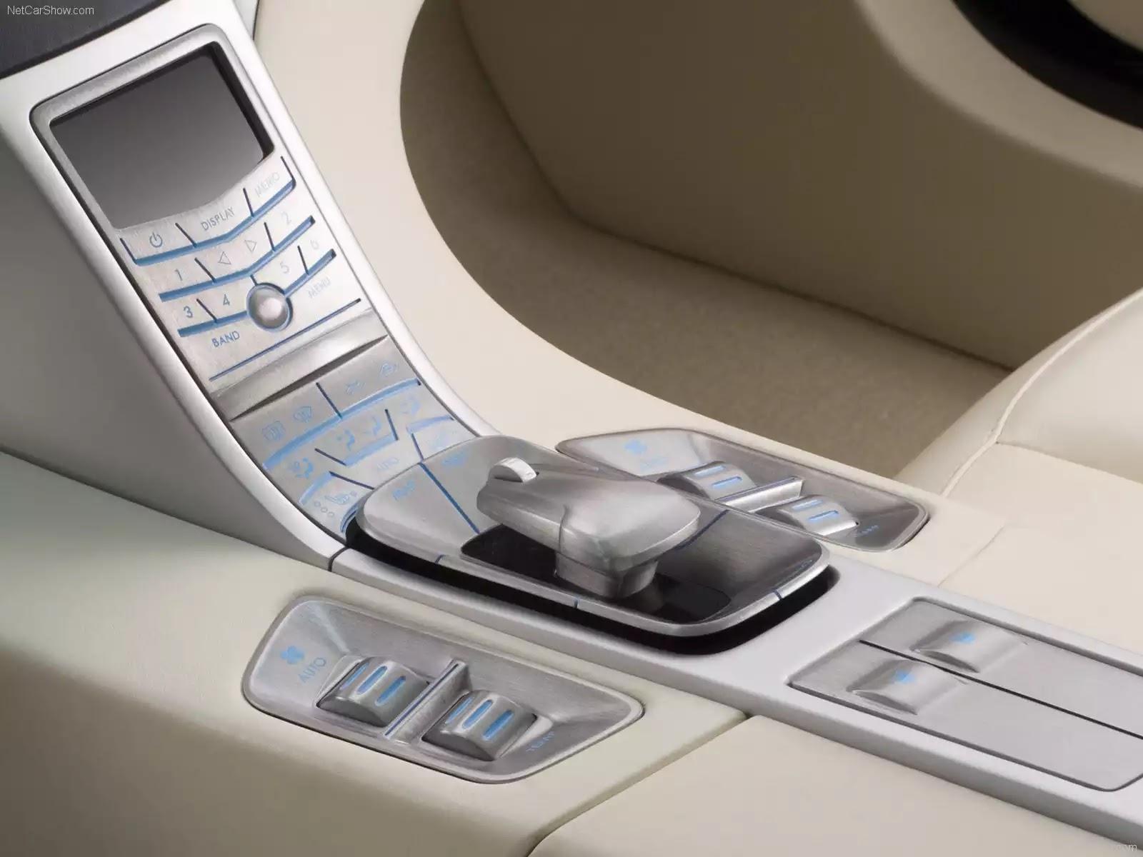 Hình ảnh xe ô tô Chrysler Nassau Concept 2007 & nội ngoại thất