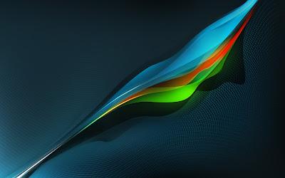 Abstract Wallpaper : CS4 Curves