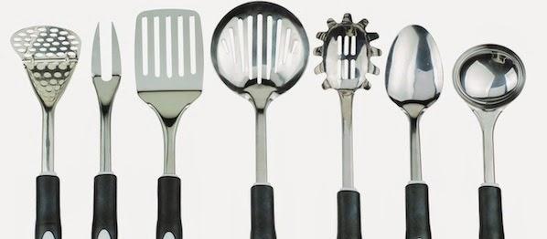 Vive la france lexique les ustensiles de la cuisine - Utensili da cucina professionali ...