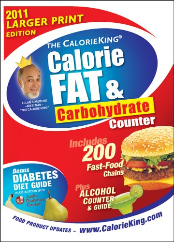 fat and calorie counter