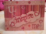 Inspire Valentines Card