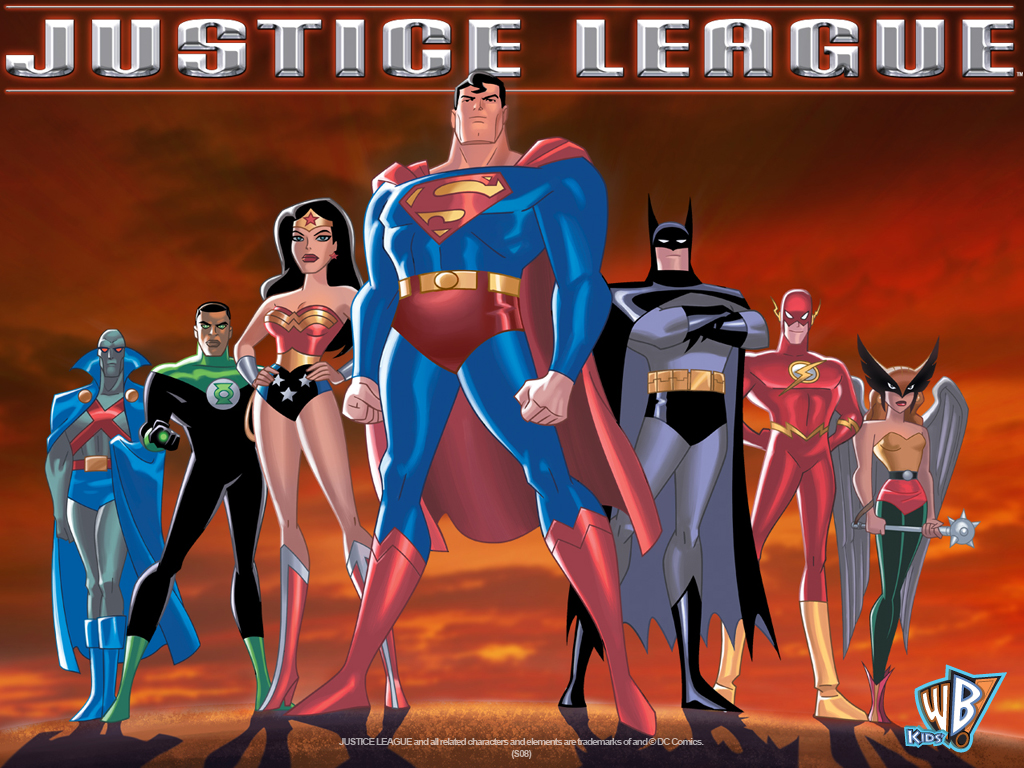 Justice League [Temporada 1 y 2] [Ingles] [MG]