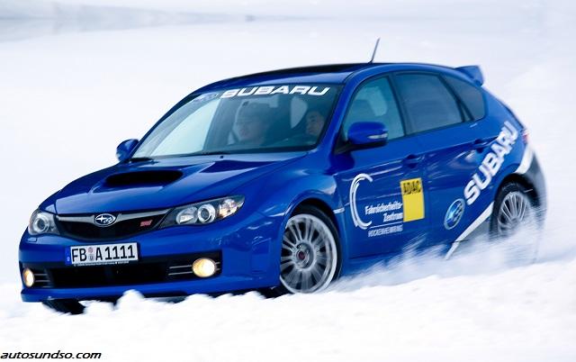 Subaru Impreza WRX STI 5 Jahre Garantie