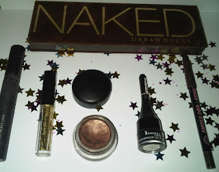 makeup used for old eye bling