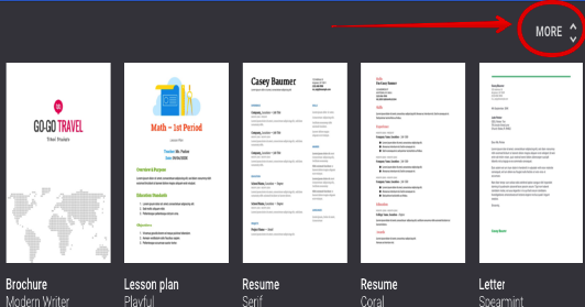 4 Great New Google Docs Templates for Teachers